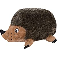 Outward Hound Hedgehogz Squeaky Dog Toy – Interactive Cuddly Soft Toy for Dogs - Tough &…