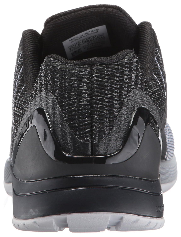 Reebok Women's Crossfit Nano 7.0 Track Shoe B01MS448LX 5 B(M) US|White/Black/Silver Metallic