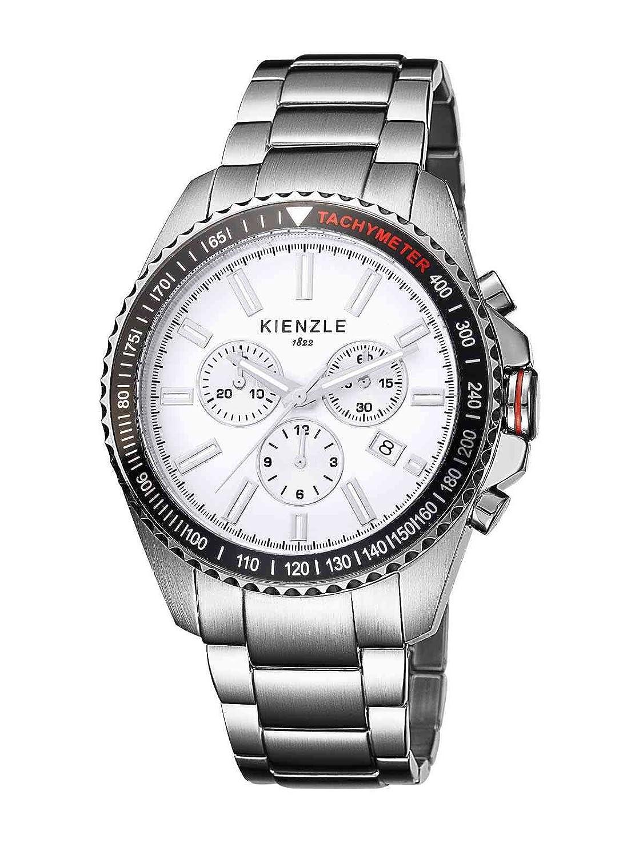 Kienzle Herren-Armbanduhr XL Analog Edelstahl K3051011052
