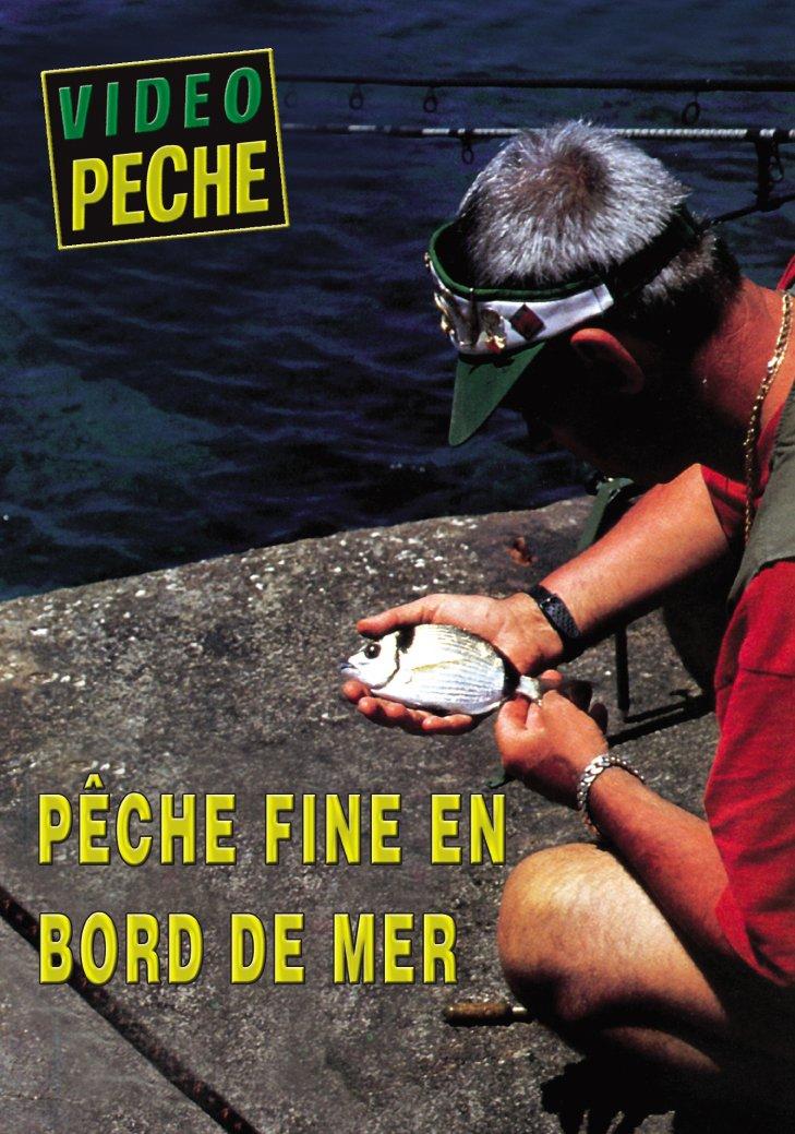 dvd de peche en mer