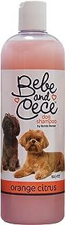 product image for Bobbi Panter Bebe and Cece Dog Shampoo Orange Citrus Shampoo, 16-Ounce
