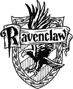 Advanced store Ravenclaw House Wall Decal Harry Potter Vinyl Wall Decal Wizard Film Vinyl Decor Stickers Murals MK8453