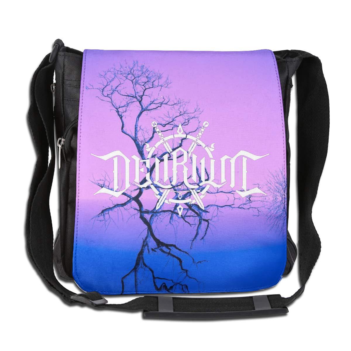 Messenger Bag DELIRIUM Shoulder Bag For All-Purpose Use