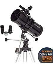 Celestron 21049 Powerseeker 127EQ Reflector Telescope