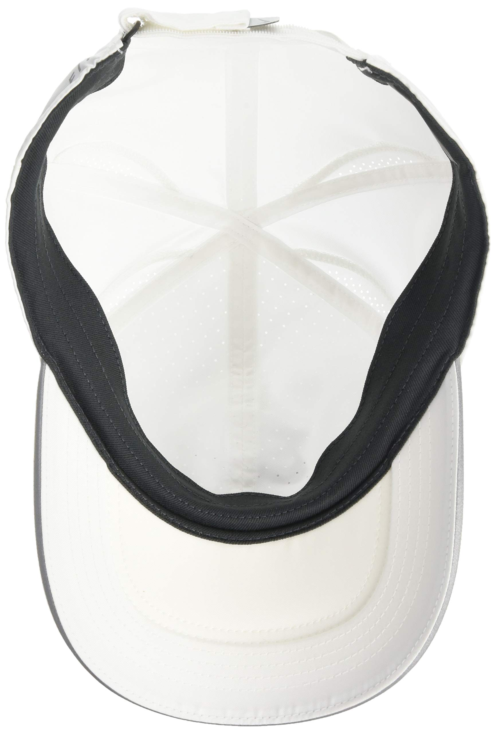 Nike Featherlight Running Cap, White, Misc by Nike (Image #3)