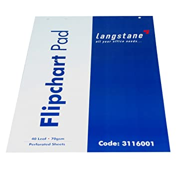 Picture A Christmas Flipchart.Langstane A1 Flipchart Pad 40 Leaf 70gsm Perforated Sheets 20mm Grid Layout Pack Of 5