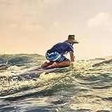 Speed Men's Short Sleeve Easy Rash Guard Swim Shirt