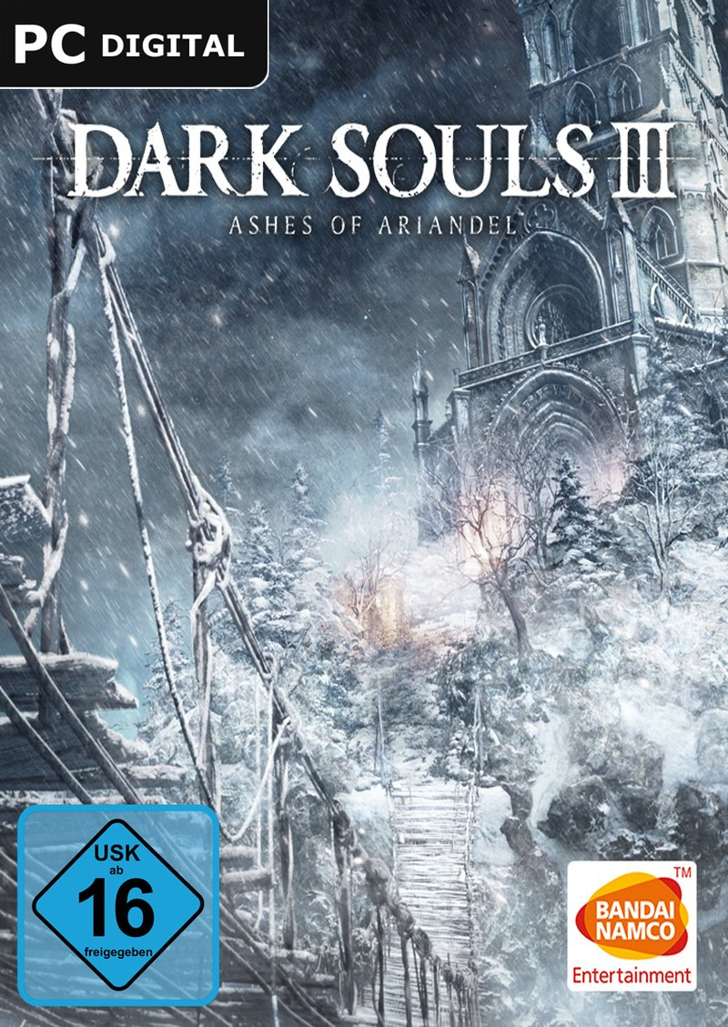 Dark Souls 3: Ashes of Ariandel DLC [PC Code - Steam]