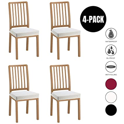 Wannafree Dining Room Chair Seat Covers