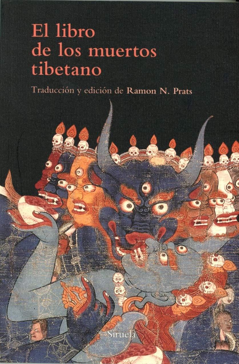 El Libro De Los Muertos Tibetano 86 El árbol Del Paraíso Amazon Es Prats Ramon N Libros