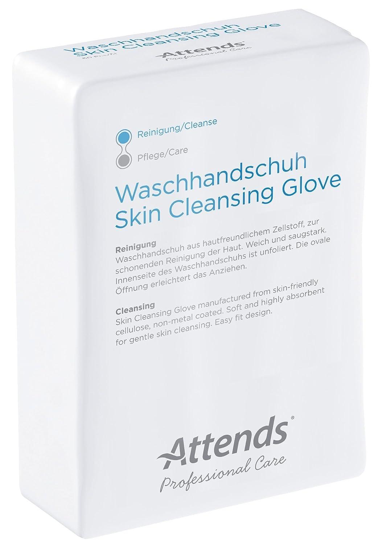 Attends Professional Care Waschhandschuhe - (400 Stück).