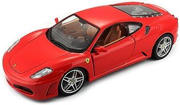 Bburago 26008r Miniature Vehicle Scale Model Ferrari 430