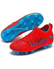 Puma Future 19.3 Netfit FG/AG Jr, Zapatillas de Fútbol Unisex para Niños