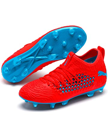 timeless design de0b1 c79b5 Puma Future 19.3 Netfit FG AG Jr, Chaussures de Football Mixte Enfant