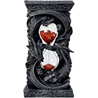 Nemesis Now Time Guardian Sand Timer - Dragon Figurine Design - Fantasy Gothic