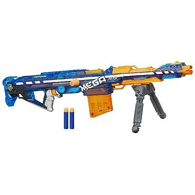 NERF N-Strike Elite Sonic Ice Centurion Blaster: Toys & Games