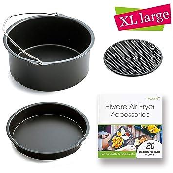 [XL-Version] aire accesorios de la freidora XL compatible con todos los 5