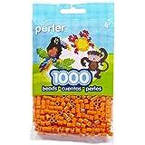 Perler Beads 80-19004 (1000 Pack), Orange