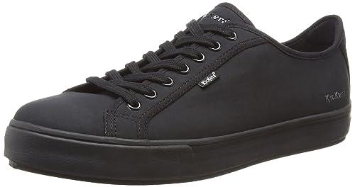 TOVNI Lacer Text Am Black/Black - Zapatillas Hombre, Color Negro, Talla 40 Kickers