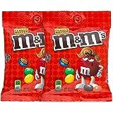 M&Ms Peanut Butter Large 144g Peg Bag x1