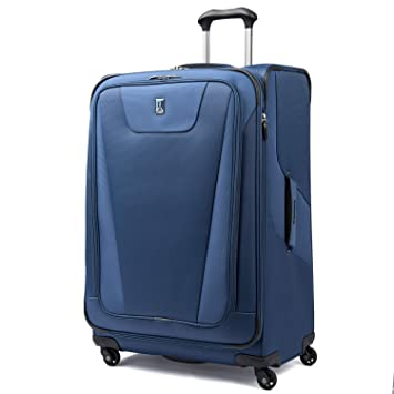 19d6ce954 Amazon.com | Travelpro Maxlite 4 Expandable 29 Inch Spinner Suitcase, Blue  | Carry-Ons