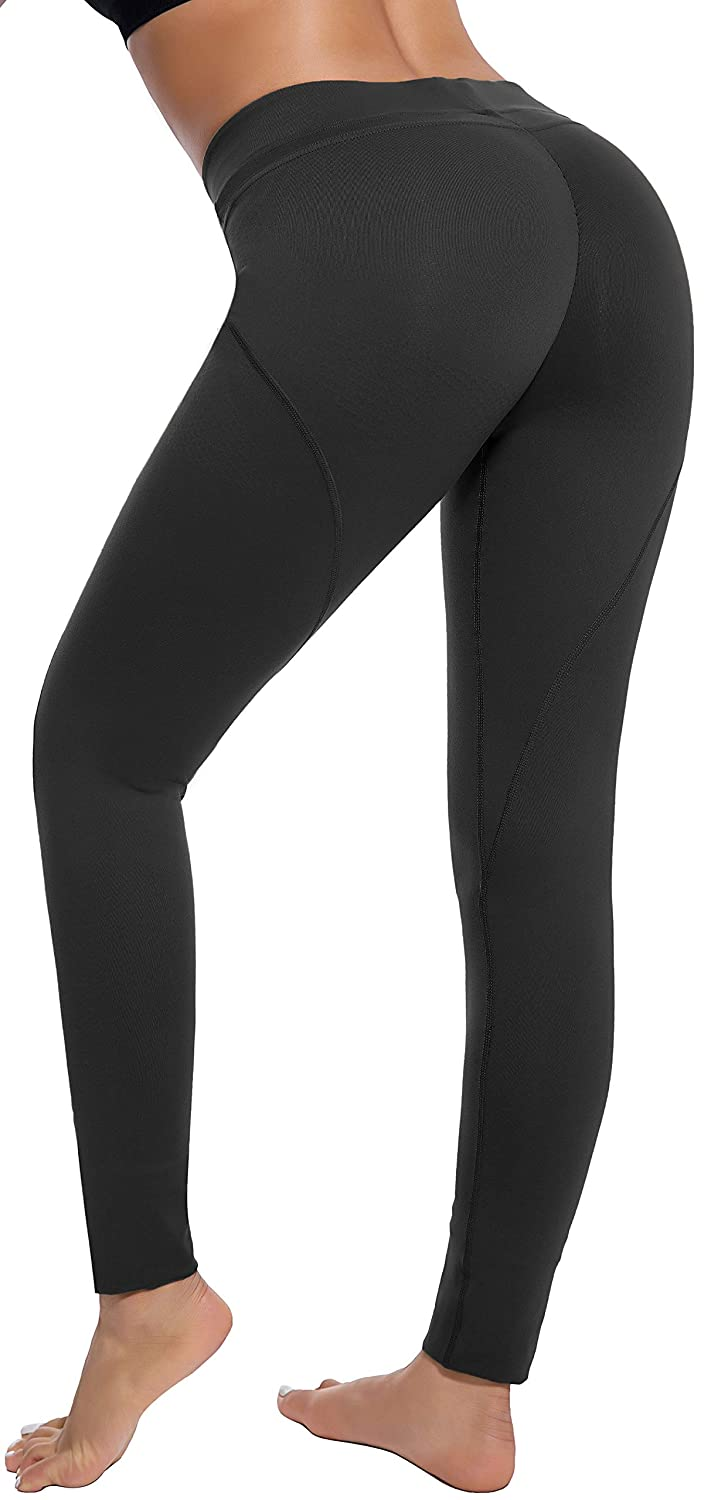 3f6bcd73e891bd RUNNING GIRL Butt Lift Leggings Scrunch Butt Push Up Leggings Yoga Pants  for Women Workout Tights at Amazon Women's Clothing store: