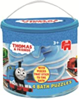 Thomas & Friends Thomas and Friends - 4 in 1 Foam Bath Puzzles
