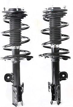 For Toyota RAV4 06-12 Front Driver Left Quick Strut Coil Spring Assembly Monroe
