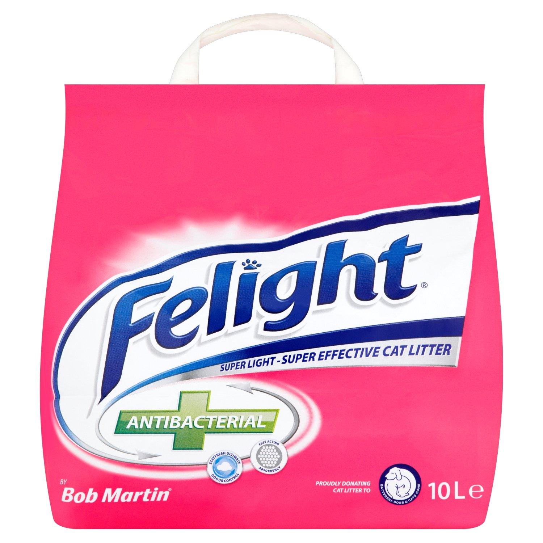 LITTER PEARLS Wellness 3.4L 1 box containing 8 bags UltraPET 1.59Kg