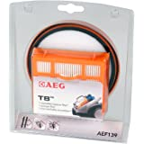 AEG AEF 139 - Paquete de 3 filtros para aspiradoras Sauger