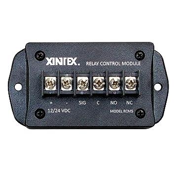 fireboy-xintex Xintex opcional generador de módulo de relé Control f/apagado - RCM-5: Fireboy-Xintex: Amazon.es: Deportes y aire libre