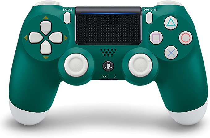 N/A DualShock 4 Wireless Controller for Playstation 4 - Alpine Green [video game]: Amazon.es: Videojuegos