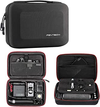 PGYTECH Carrying Case for DJI Osmo Pocket /& Osmo Action