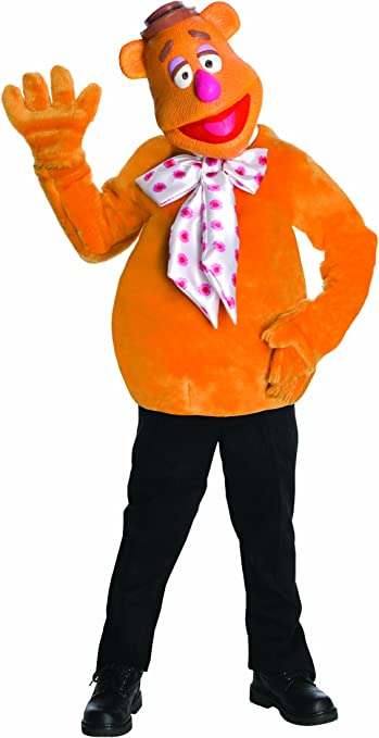 Child The Muppets Fozzie Bear Costume