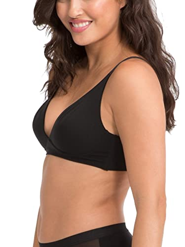 66d990c978 SPANX The Nudist Unlined Wireless Bra at Amazon Women s Clothing store