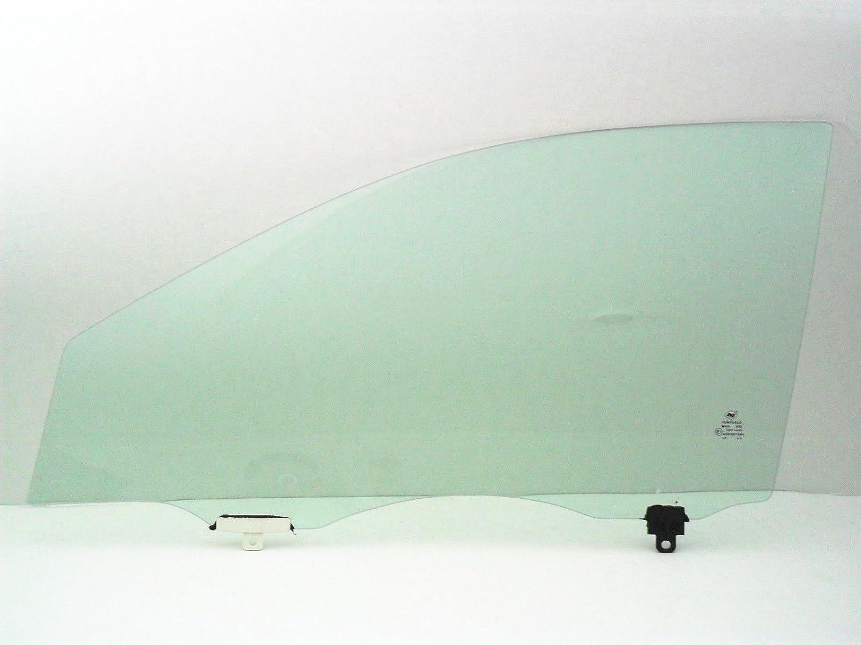 NAGD Fits 2003-2008 Toyota Corolla 4 Door Sedan Driver Side Left Rear Door Window Glass