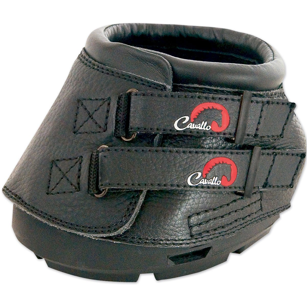 Cavallo Simple Boot color Black Size 04 by Cavallo