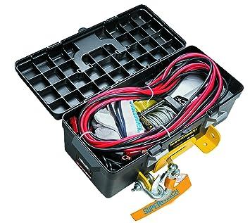 com superwinch winch go v portable winch superwinch 1140222 winch 2 go 12v 4000 portable winch system 4000lb wire rope