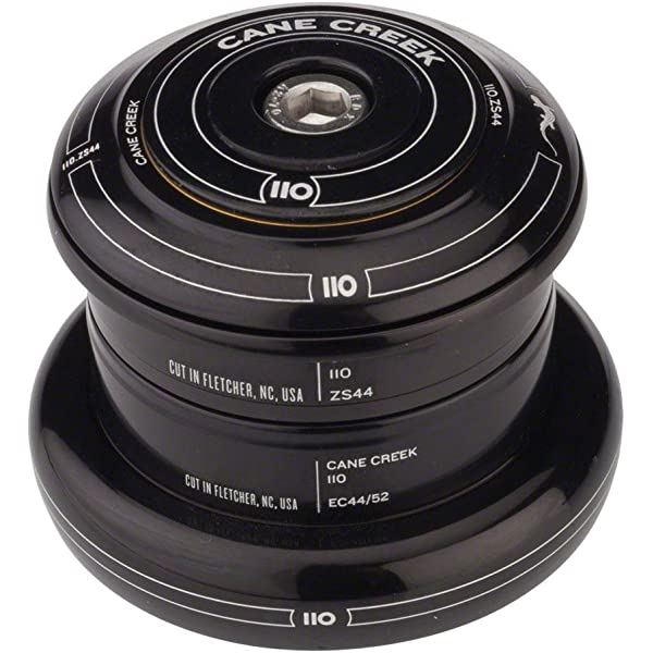 Cane Creek 40 ZS44//28.6 EC44//30 Black Headset