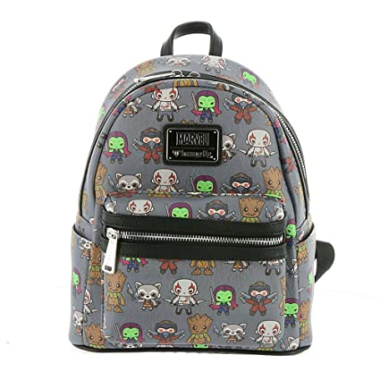 Amazon.com  Loungefly X Marvel Guardians of the Galaxy Kawaii Mini Backpack   Toys   Games 7eb667f6f4be6