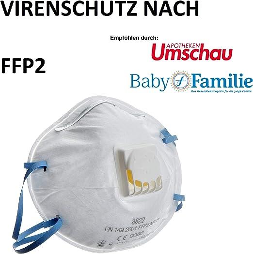3m maske virenschutz