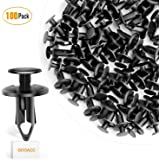 GOOACC Nylon Bumper Fastener Rivet Clips for GM 21030249 Ford N807389S Automotive Furniture Assembly Expansion Screws…