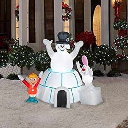 Amazon.com: Navidad decoración césped Yard hinchable ...