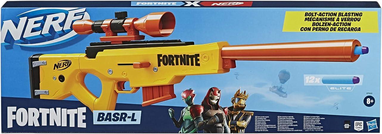 Nerf Fortnite Basr- R (Hasbro E7522EU4): Amazon.es: Juguetes y juegos