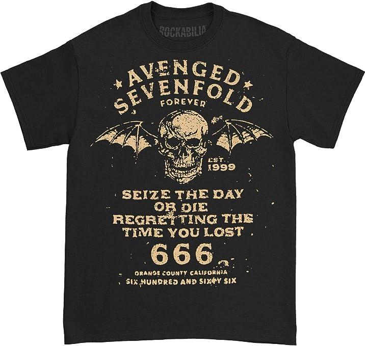 Avenged Sevenfold Seize The Day Official Sweat à capuche Haut à Capuche