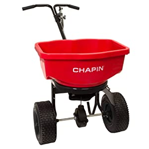 Chapin 82080 80-Pound All Season Professional Broadcast Spreader, (1 Spreader/Package)