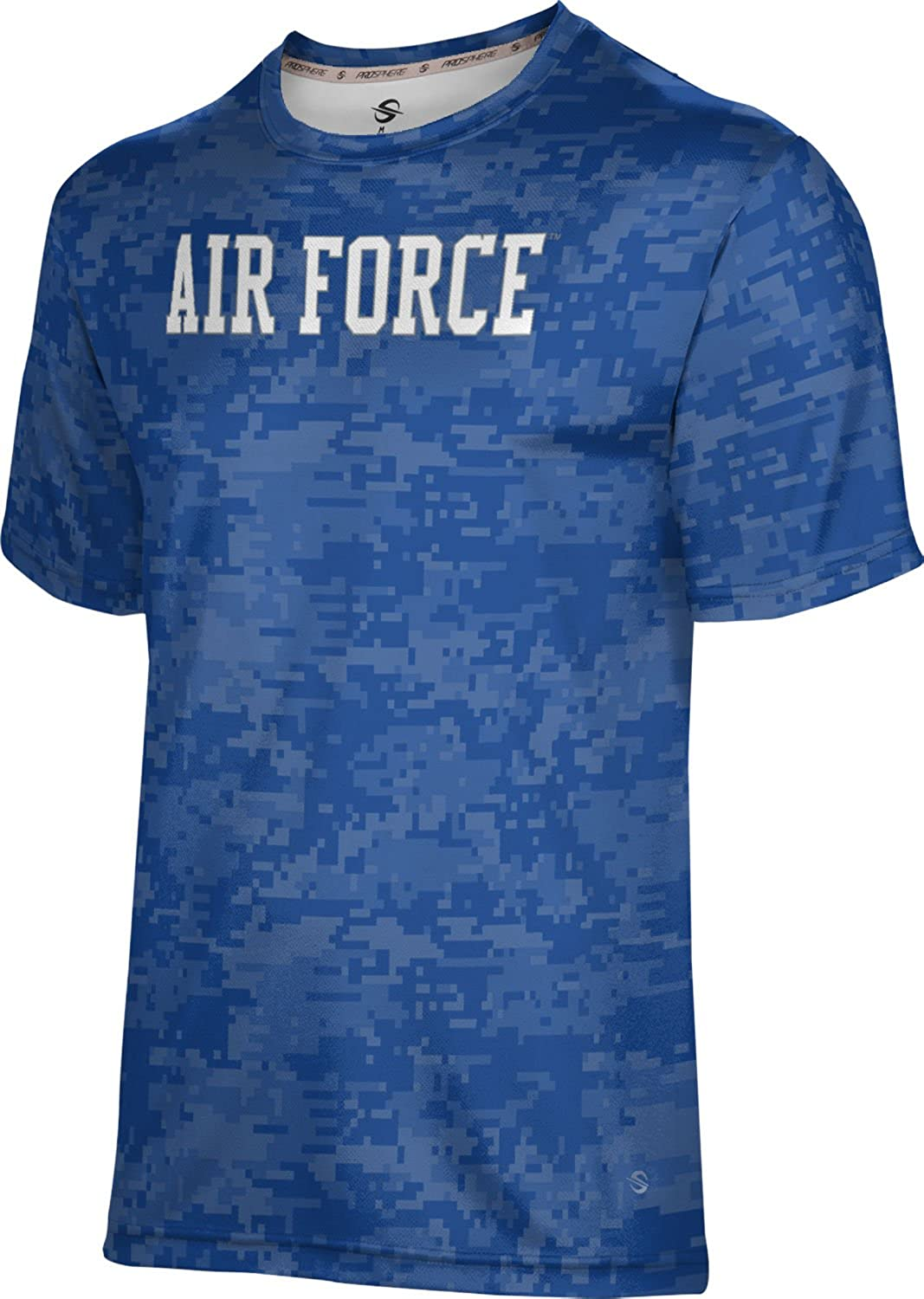 6ed1af3c441 Our Collegiate Licensed U.S. Air Force Academy performance shirt apparel  are made with our premium