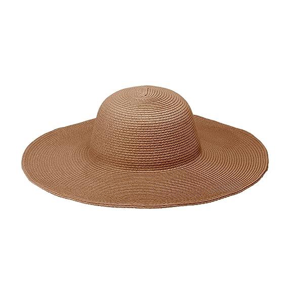 bd3c9c12 Peter Grimm Women's Erin Resort Sun Hat - Black at Amazon Women's Clothing  store: