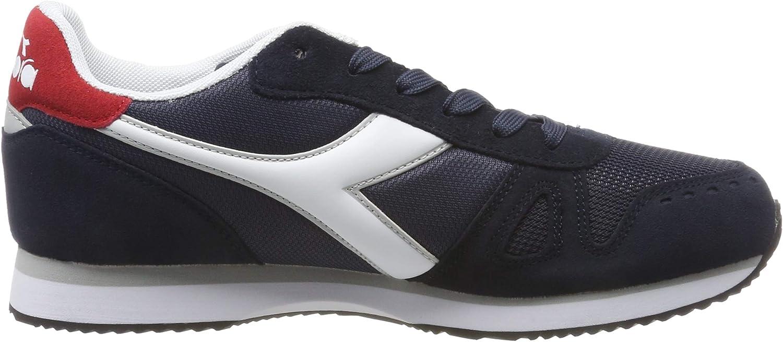 Diadora - Sportschuhe Simple Run für Mann 60058 Ombre Blau