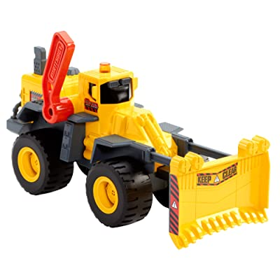 Matchbox Power Shift Construction Truck: Toys & Games